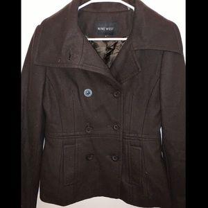 Nine West Pea Coat